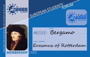 AEGEE Membership Card