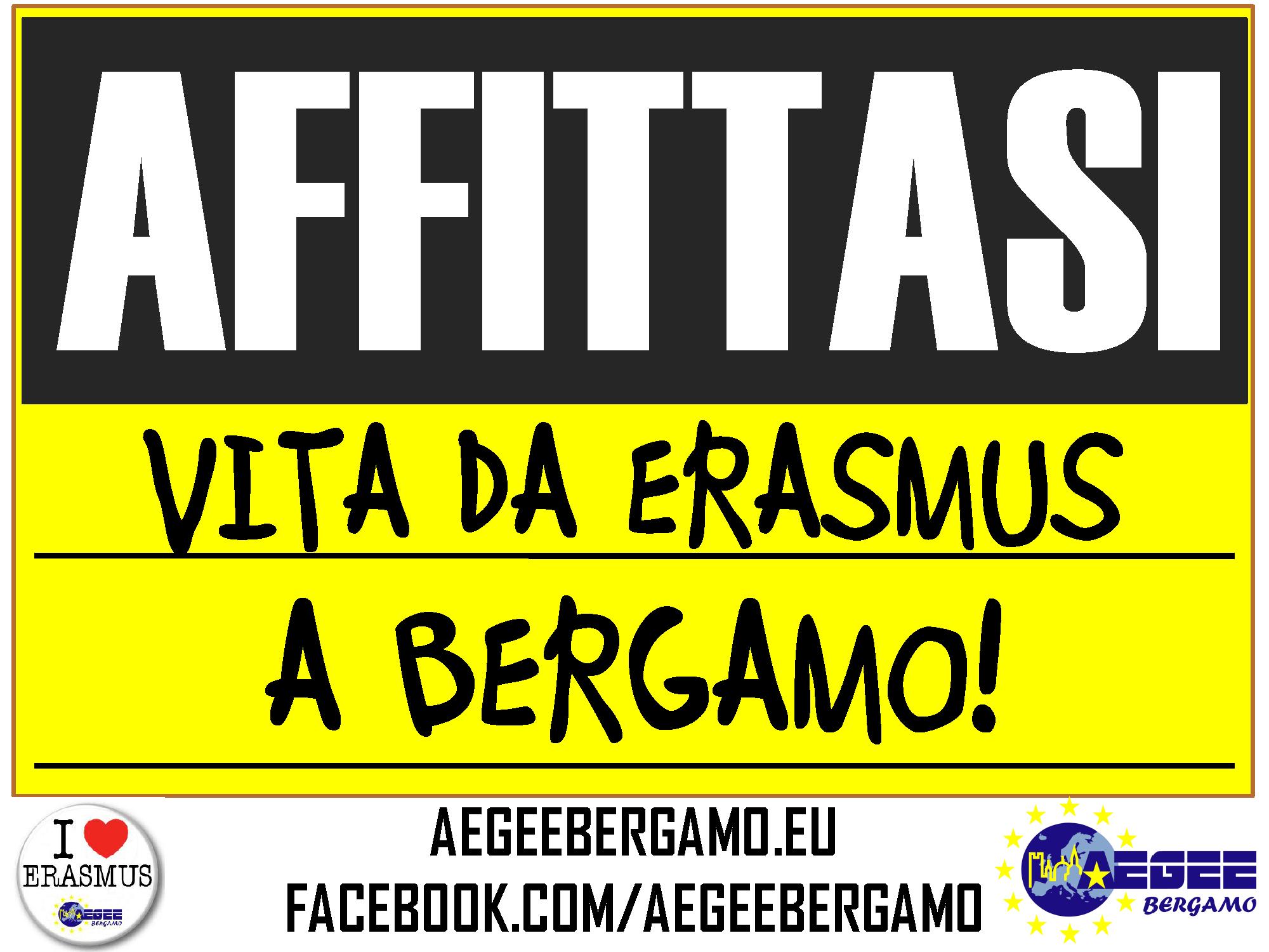 Adv Campaign 2012 – AEGEE-Bergamo – International Events and