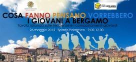 Cosa fanno, pensano, vorrebbero i giovani a Bergamo