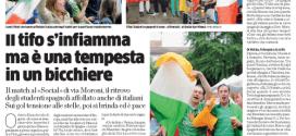 L'Eco Di Bergamo - Keep Calm and Have Euro 2012