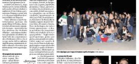 L'Eco Di Bergamo - Erasmus Welcome Party 2012