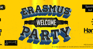 Erasmus Welcome Party 2013-14 - 2° Semestre