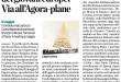 L'Eco di Bergamo – Bergamo capitare dei giovani europei