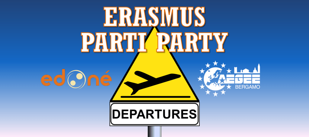 Erasmus Parti Party 2014
