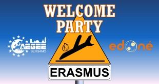Erasmus Welcome Party 2014