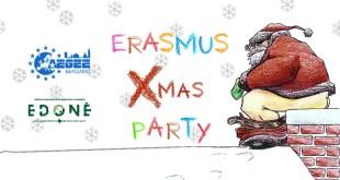 Erasmus Xmas Party 2014