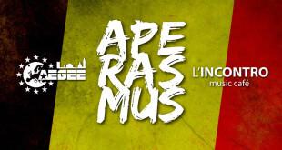 APErasmus is Back - BELGIUM