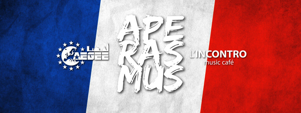 APErasmus is Back - FRANCE 2
