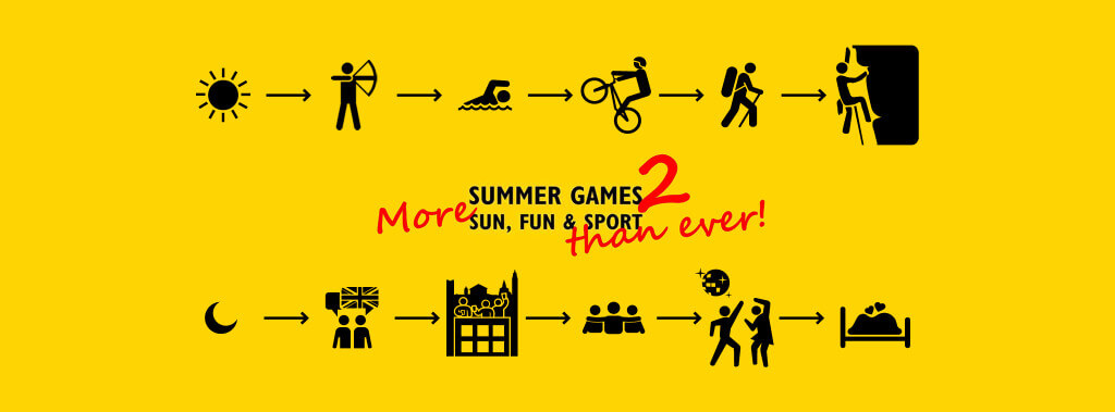 Summer Games 2: MORE sun, fun & sport THAN EVER!