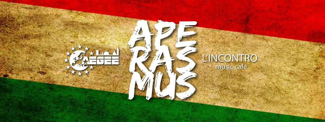 APErasmus is Back - HUNGARY