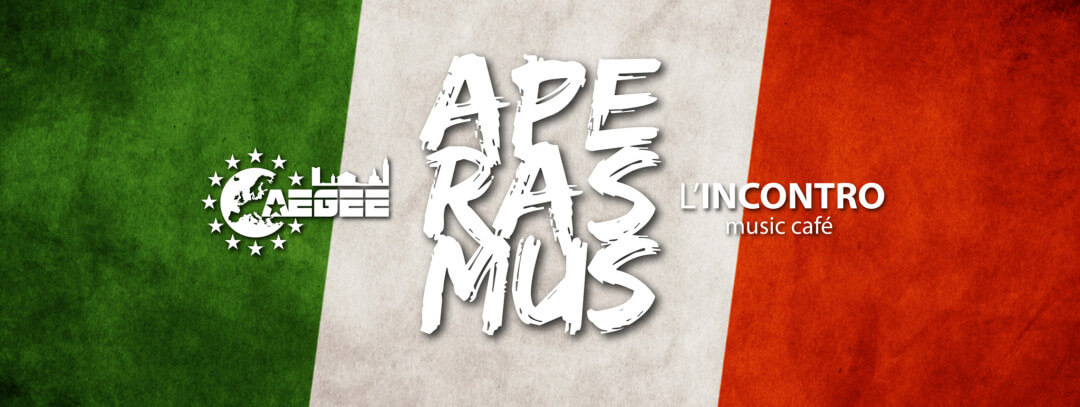 APErasmus is Back - ITALY