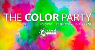 THE COLOR PARTY 2015