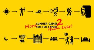 Summer Games 2: MORE sun, fun & sport THAN EVER!