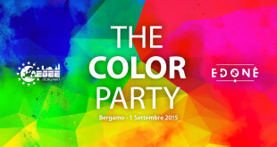 THE COLOR PARTY - Closing Summer Edition